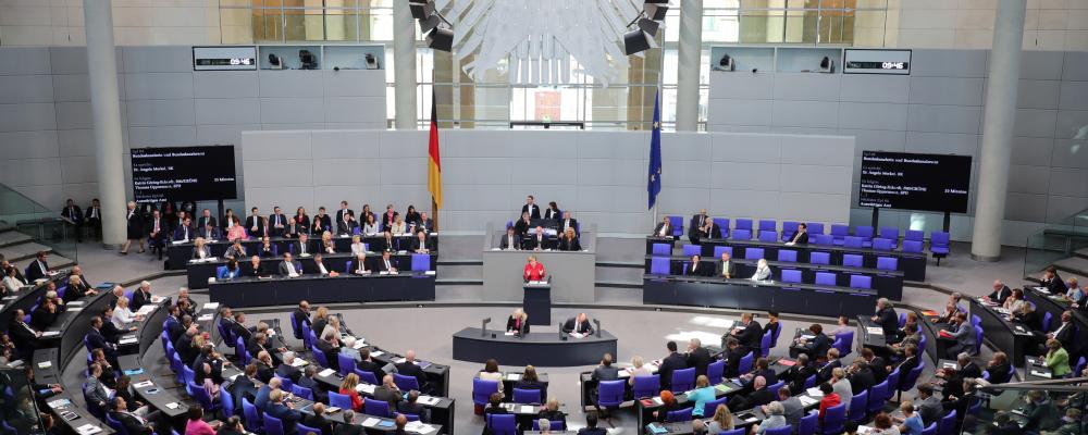 Praktikum Deutscher Bundestag
